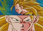 Son Goku en super guerrier 3