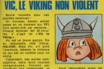Vic le Viking non violent