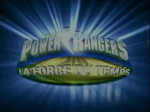 Power Rangers : Série 09 - la Force Du Temps
