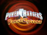 Power Rangers : Série 11 - Force Cyclone